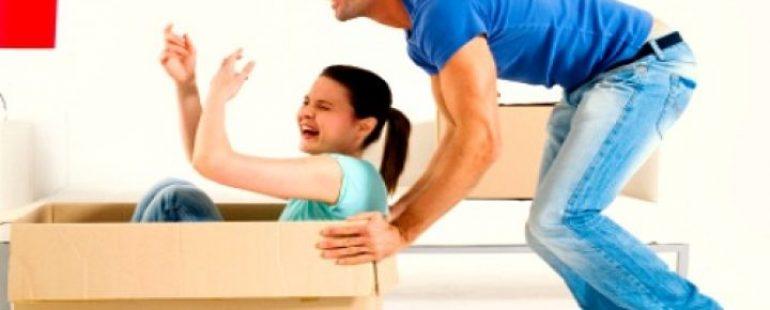 Μετακόμιση  – Όταν το πακετάρισμα γίνεται παιχνίδι