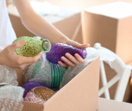 Πώς να μεταφέρεις τα εύθραυστα αντικείμενα κατά την μετακόμιση;